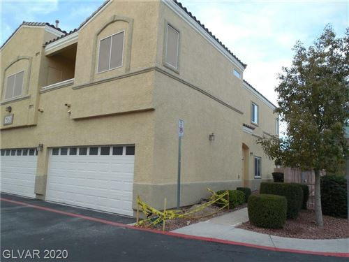 Photo of 6313 DESERT LEAF Street #3, North Las Vegas, NV 89081 (MLS # 2164667)