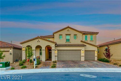 Photo of 2802 Santa Caterina Drive, Henderson, NV 89044 (MLS # 2293668)