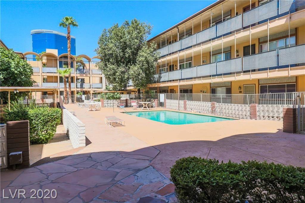 Photo of 356 Desert Inn Road #215, Las Vegas, NV 89109 (MLS # 2232670)