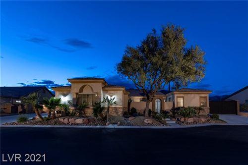 Photo of 6730 Royal Stallion Court, Las Vegas, NV 89131 (MLS # 2291671)