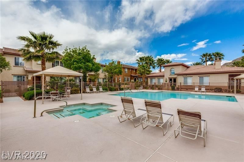 Photo of 3840 BELLE GLADE Street #103, Las Vegas, NV 89129 (MLS # 2170671)