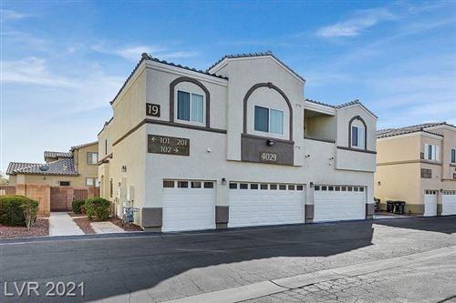 Photo of 4029 Pepper Thorn Avenue #201, North Las Vegas, NV 89081 (MLS # 2334672)