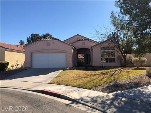 Photo of 1984 SONGBIRD Court, Henderson, NV 89012 (MLS # 2170673)