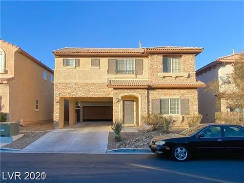 Photo of 8478 Cerritos Court, Las Vegas, NV 89178 (MLS # 2265673)