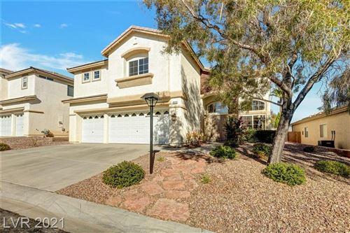 Photo of 8820 Broodmare Avenue, Las Vegas, NV 89143 (MLS # 2246674)