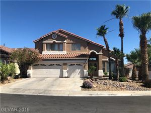 Photo of 1586 SIGNAL BUTTE Way, Henderson, NV 89012 (MLS # 2136675)