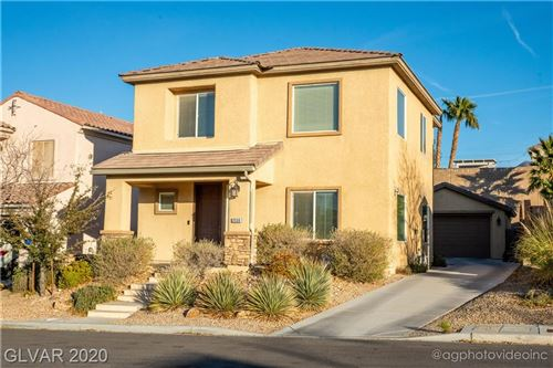 Photo of 2530 LIBBERTON Street, Henderson, NV 89044 (MLS # 2165675)