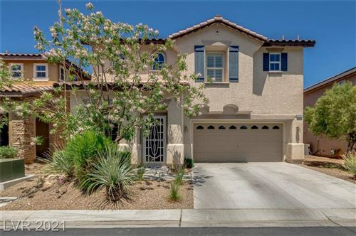 Photo of 8792 Charm Canyon Avenue, Las Vegas, NV 89178 (MLS # 2292675)