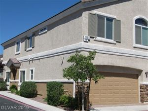Photo of 1150 HEAVENLY HARVEST Place #103, Henderson, NV 89002 (MLS # 2120676)