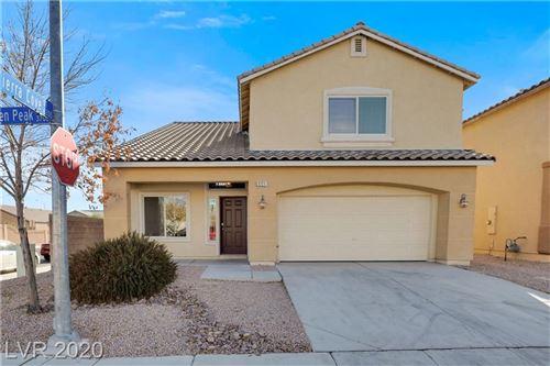 Photo of 3721 Raven Peak Avenue, North Las Vegas, NV 89081 (MLS # 2257676)