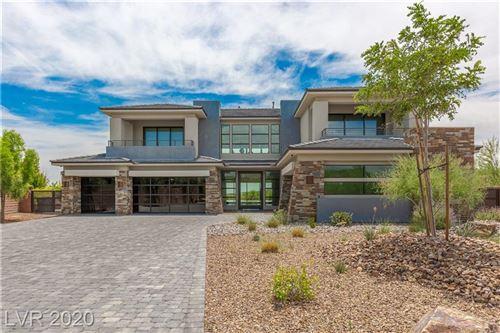 Photo of 4226 Bronze Ridge Street, Las Vegas, NV 89135 (MLS # 2207677)