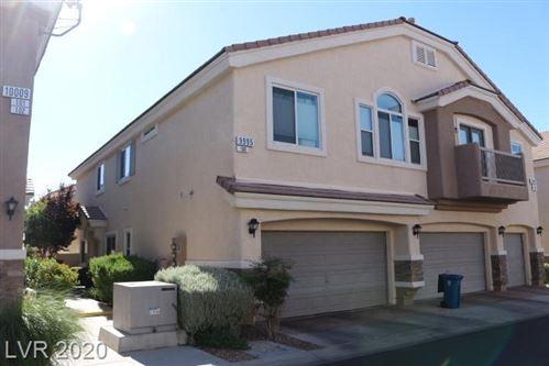 Photo of 9995 Aspen Rose Street #103, Las Vegas, NV 89183 (MLS # 2209677)