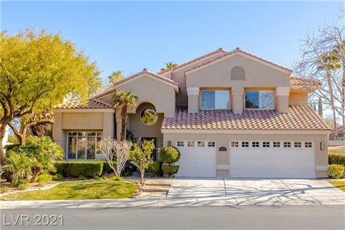Photo of 2224 Barchetta Drive, Las Vegas, NV 89134 (MLS # 2272677)
