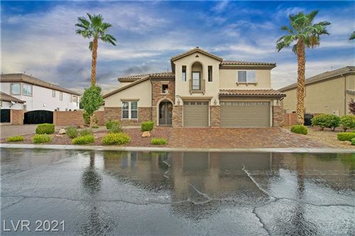 Photo of 7254 PARADING POKEY Street, Las Vegas, NV 89131 (MLS # 2333677)