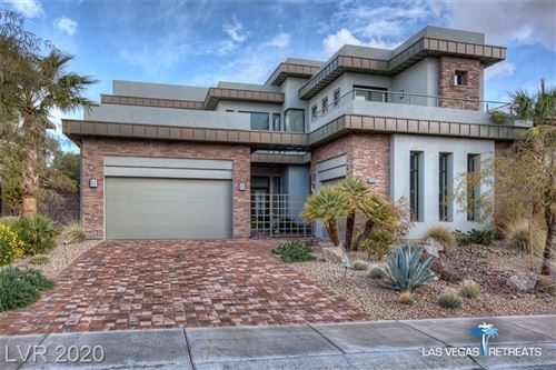 Photo of 483 Toucan Ridge, Henderson, NV 89012 (MLS # 2185678)