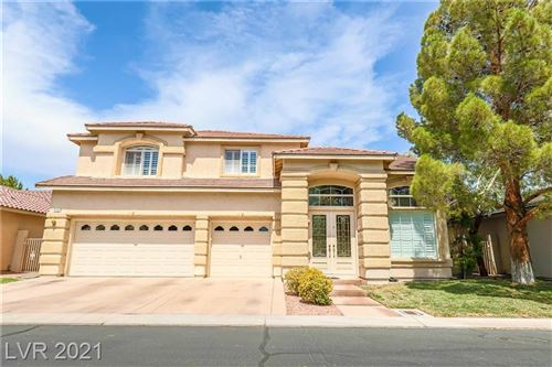 Photo of 420 Fynn Valley Drive, Las Vegas, NV 89148 (MLS # 2313678)