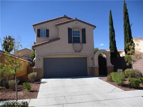 Photo of 2381 LILAC COVE Street, Las Vegas, NV 89135 (MLS # 2344678)