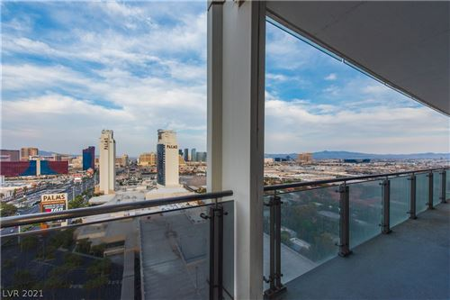 Photo of 4381 West Flamingo Road #2502, Las Vegas, NV 89103 (MLS # 2306679)