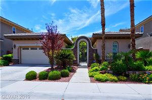 Photo of 1407 FOOTHILLS VILLAGE Drive, Henderson, NV 89012 (MLS # 2133680)