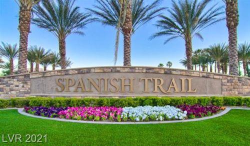 Photo of 7655 SPANISH BAY Drive, Las Vegas, NV 89113 (MLS # 2323680)