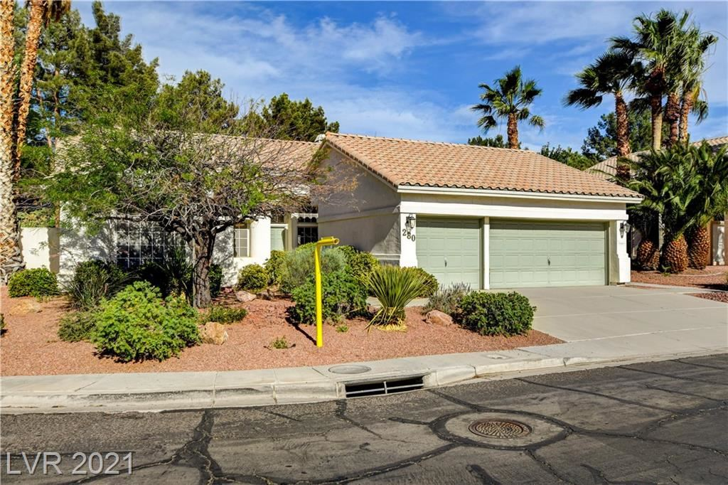 Photo of 280 El Camino Verde Street, Henderson, NV 89074 (MLS # 2297680)