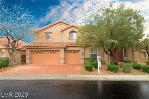 Photo of 9636 TRATTORIA Street, Las Vegas, NV 89178 (MLS # 2176682)