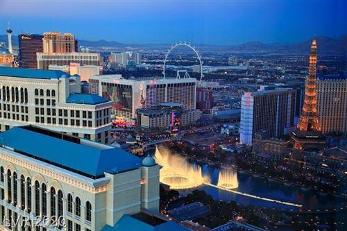 Photo of 2600 Harmon Avenue #25026, Las Vegas, NV 89158 (MLS # 2257682)