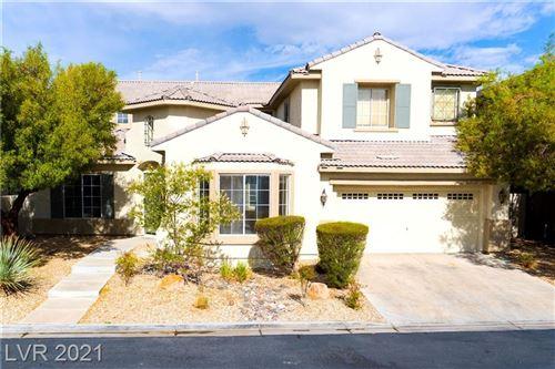 Photo of 7421 Royal Crystal Street, Las Vegas, NV 89149 (MLS # 2302682)