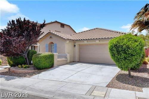 Photo of 549 CARIBBEAN PALM Drive, Las Vegas, NV 89138 (MLS # 2316682)