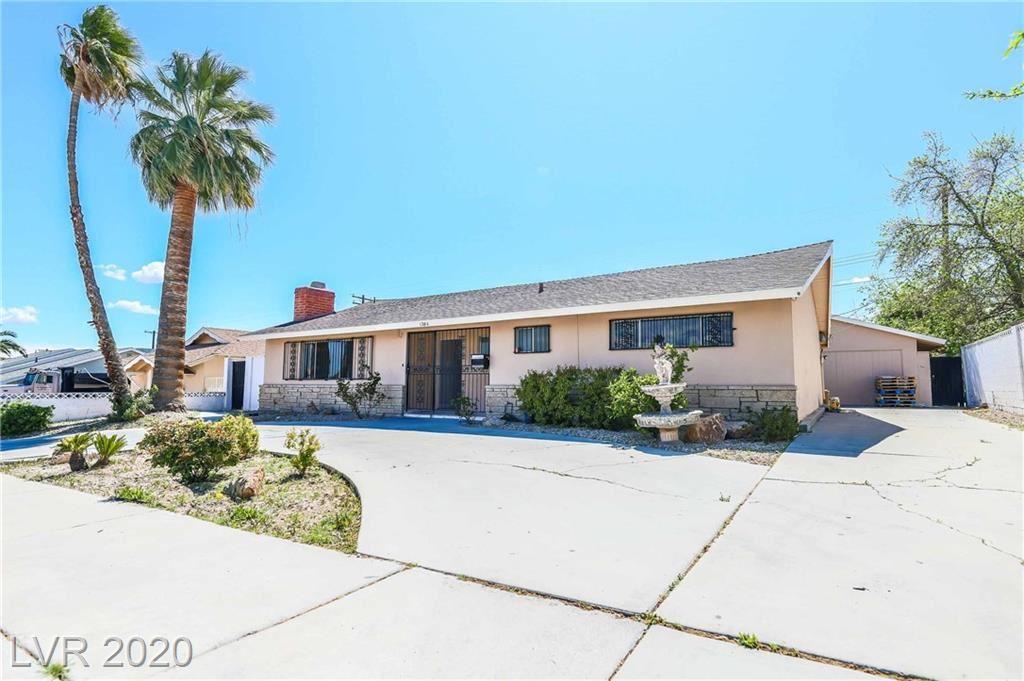 Photo of 1704 Bracken Avenue, Las Vegas, NV 89104 (MLS # 2197682)
