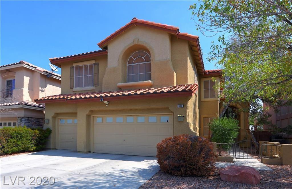 Photo of 600 Silver Grove Street, Las Vegas, NV 89144 (MLS # 2232682)