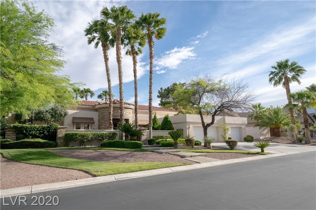 Photo of 8671 Cactus Creek, Las Vegas, NV 89129 (MLS # 2201683)
