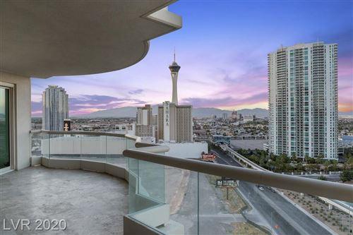 Photo of 2777 PARADISE Road #1801, Las Vegas, NV 89109 (MLS # 2226684)