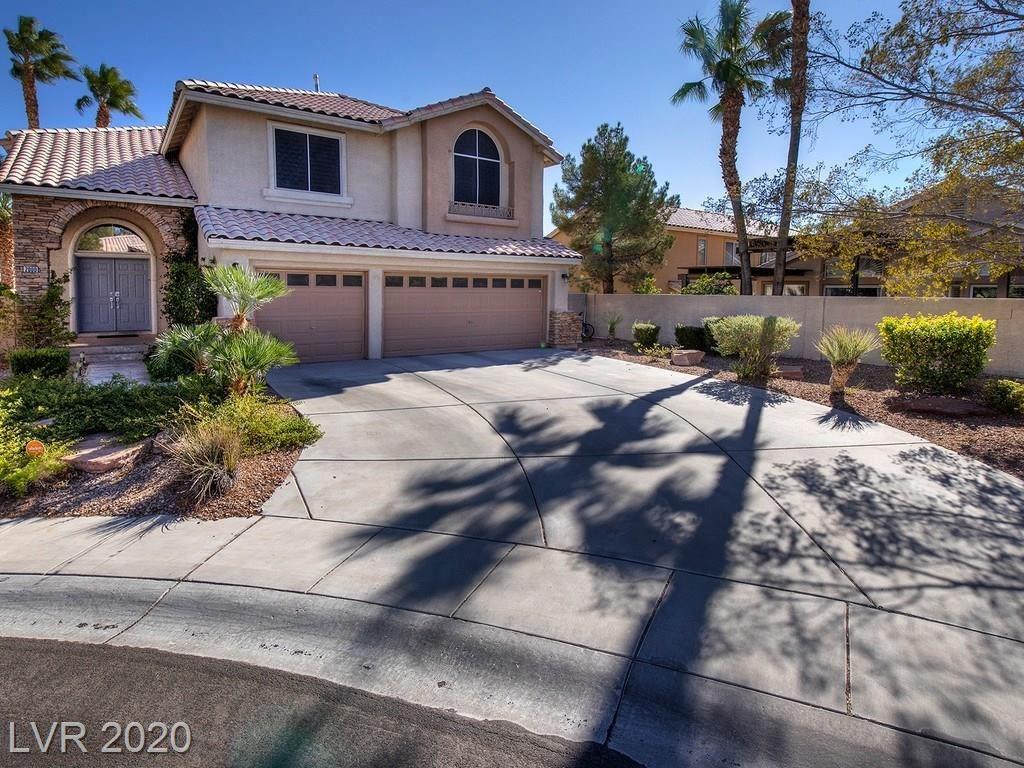 Photo of 2000 Cedarcrest Court, Las Vegas, NV 89134 (MLS # 2242684)