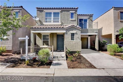 Photo of 9136 BADBY Avenue, Las Vegas, NV 89148 (MLS # 2175685)