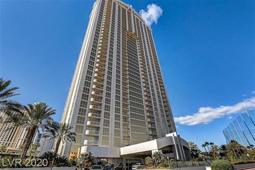Photo of 145 Harmon Avenue #1802, Las Vegas, NV 89109 (MLS # 2221685)