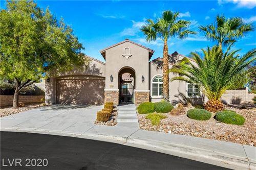 Photo of 12284 Montura Rosa Place, Las Vegas, NV 89138 (MLS # 2250685)