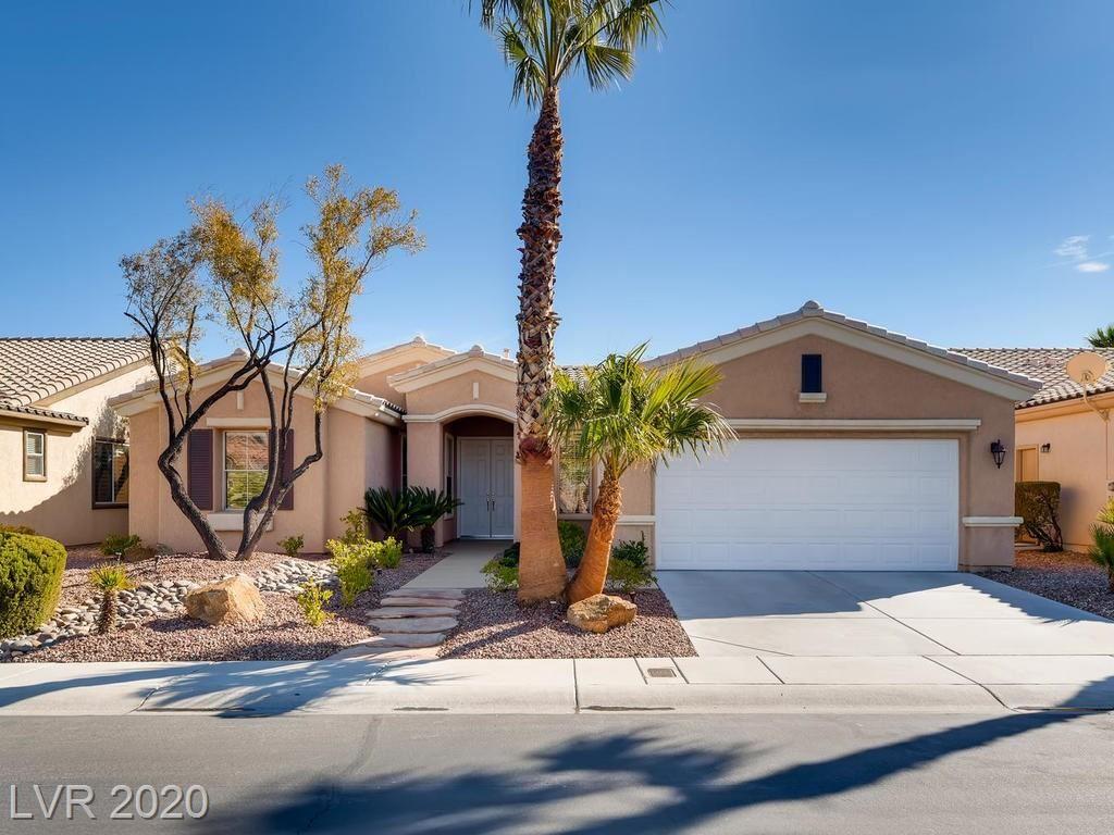 Photo of 4850 GUSTO Street, Las Vegas, NV 89135 (MLS # 2173686)