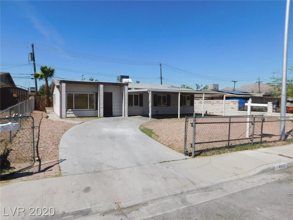 Photo of 4502 Swandale, Las Vegas, NV 89121 (MLS # 2196687)