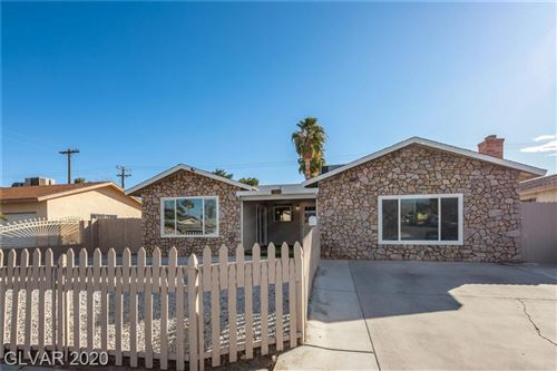 Photo of 3916 SEQUOIA Avenue, Las Vegas, NV 89110 (MLS # 2169688)