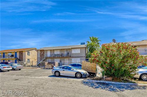 Photo of 4344 Vornsand Drive, Las Vegas, NV 89115 (MLS # 2291688)