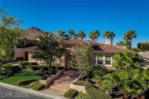 Photo of 11590 Evergreen Creek Lane, Las Vegas, NV 89135 (MLS # 2238689)