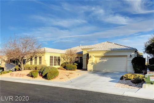 Photo of 4826 Riva De Romanza, Las Vegas, NV 89135 (MLS # 2200690)