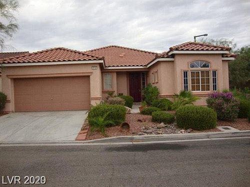 Photo of 2789 GALLANT HILLS Drive, Las Vegas, NV 89135 (MLS # 2208690)