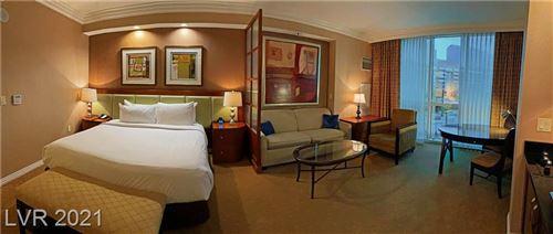Photo of 135 Harmon Avenue #209, Las Vegas, NV 89109 (MLS # 2277690)