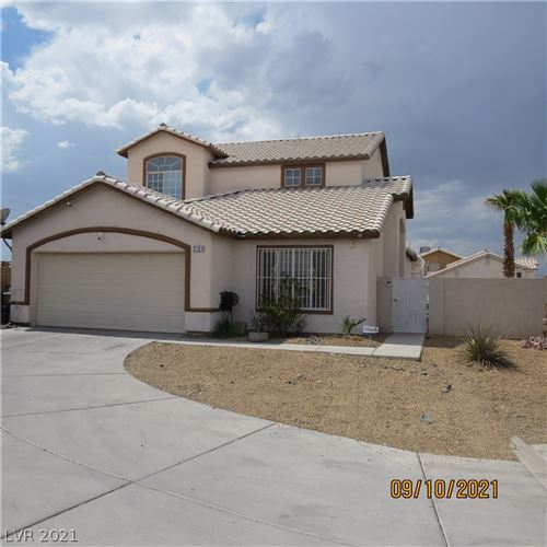 Photo of 2107 Bridle Wreath Lane, Las Vegas, NV 89156 (MLS # 2331690)