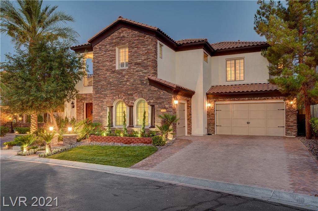 Photo of 4135 Villa Rafael Drive, Las Vegas, NV 89141 (MLS # 2316690)