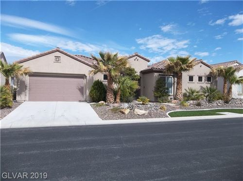 Photo of 2292 CANYONVILLE Drive #0, Henderson, NV 89044 (MLS # 2156691)