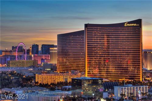 Photo of 2857 Paradise Road #PH2502, Las Vegas, NV 89109 (MLS # 2292691)