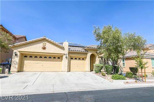 Photo of 124 Junction Peak Avenue, North Las Vegas, NV 89031 (MLS # 2334691)